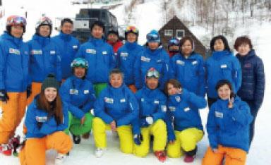 スキースクール画像