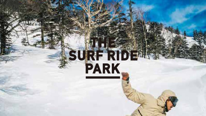 THE SURF RIDE PARK